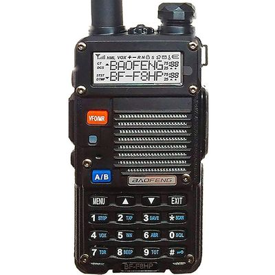 Best Handheld Ham Radios - BaoFeng BF-F8HP Dual Band Two-Way Radio