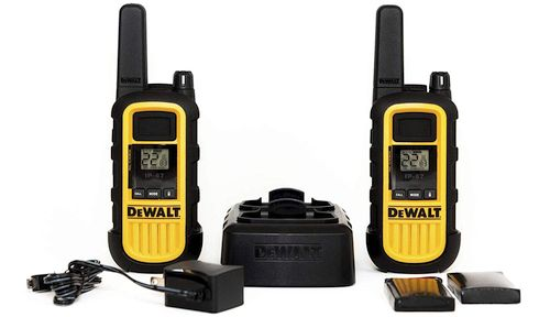 DEWALT DXFRS800 Heavy Duty Business Walkie Talkie