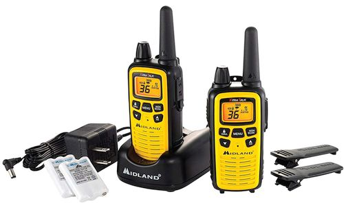 Midland - LXT630VP3 36 Channel FRS Two-Way Radio