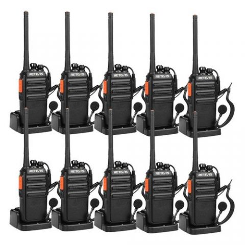 Retevis H-777S 2-Way Radio Walkie Talkie