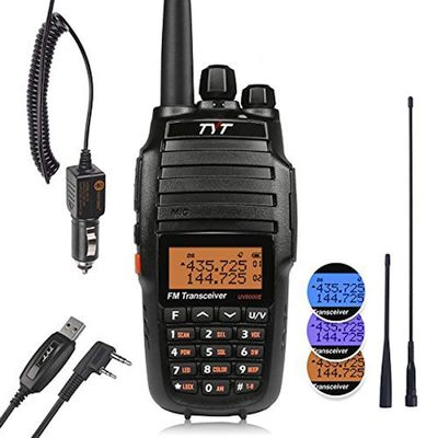 TYT UV8000E 10W High Power Dual Band VHF UHF Two-Way Radio