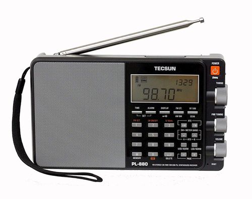 Tecsun PL880 Portable Digital Radio