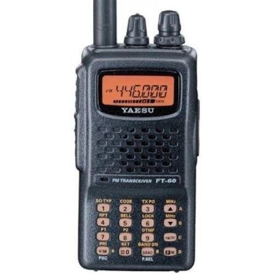 Yaesu FT-60R Dual Band Handheld Radio Transceiver